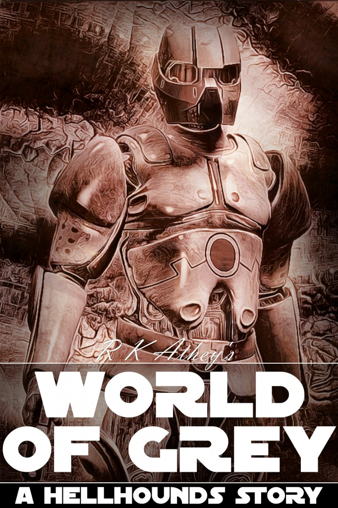 World of Grey Book Cover